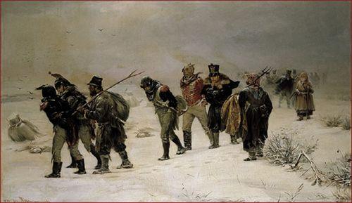 Prianishnikov_Retreat_from_Moscow_1812
