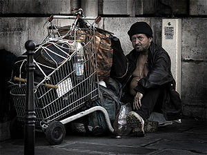 Homeless paris 1