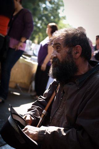 Homeless paris 2