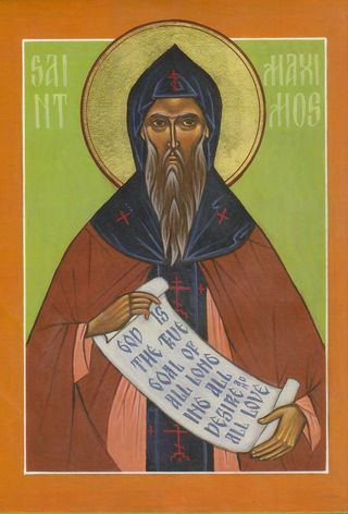 St.Maximos the Confessor