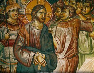 Jesus and sanhedrin