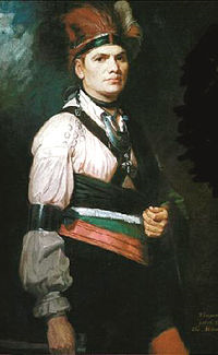 Joseph_Brant_painting_by_George_Romney_1776