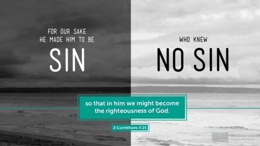 Image result for 2 Corinthians 5:21 john hardin