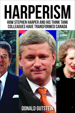 Harperism book jacket