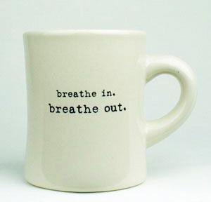 Breathe-breath-mug