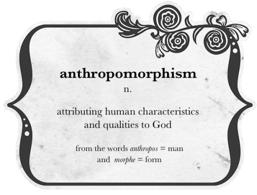 Anthropomorphism